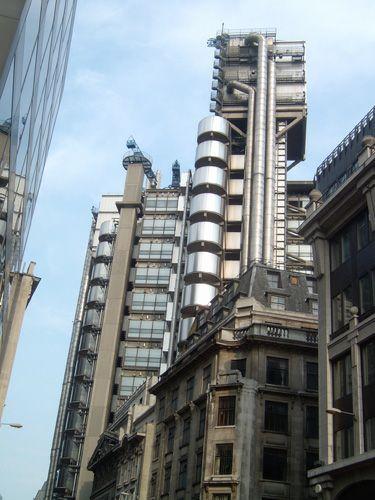 Zdjęcia: Londyn, Leadenhall Street, Londyn - Lloyd's of London, ANGLIA