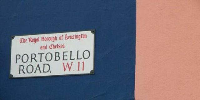 Zdjęcia: Londyn, Portobello, ANGLIA