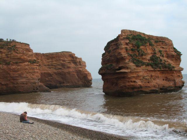 Zdjęcia: Ladram Bay, Devon, Ladram Bay, ANGLIA