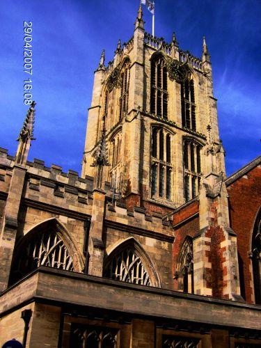 Zdjęcia: Hull, East Yorkshire, Katedra w Hull, ANGLIA