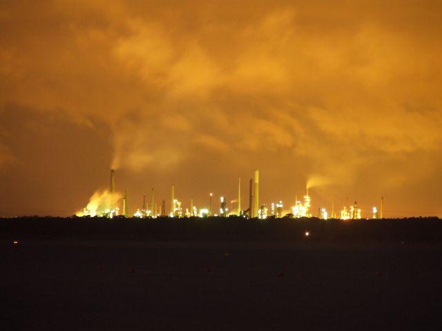 Zdjęcia: poludniowa anglia, obok Isle Of White, Angielski przemysl, ANGLIA