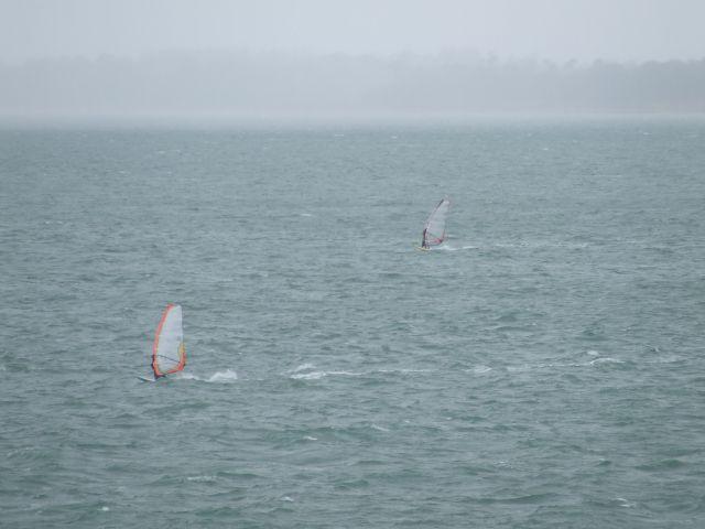 Zdjęcia: poludniowa anglia, Isle Of White, chwila przed burza, ANGLIA