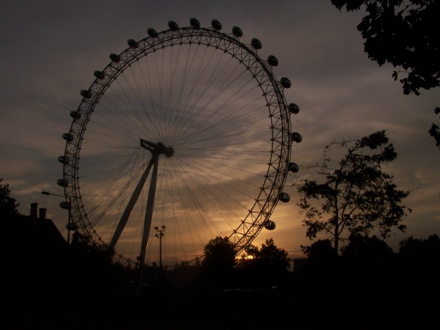 Zdj�cia: Londyn, London Eye, ANGLIA