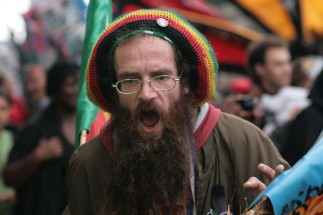 Zdjęcia: Londyn, Jah Jah Man, ANGLIA