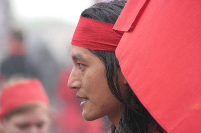 Zdjęcia: Londyn, Wolność dla Birmy, ANGLIA