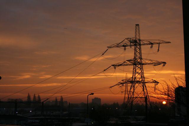 Zdjęcia: Londyn, wschód słońca, ANGLIA