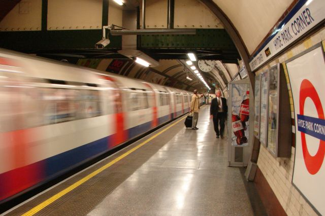 Zdjęcia: hyde park corner, mind the gap, ANGLIA