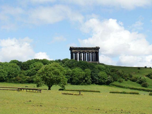 Zdj�cia: Sunderland, North Yorkshire, Penshaw  monument, ANGLIA