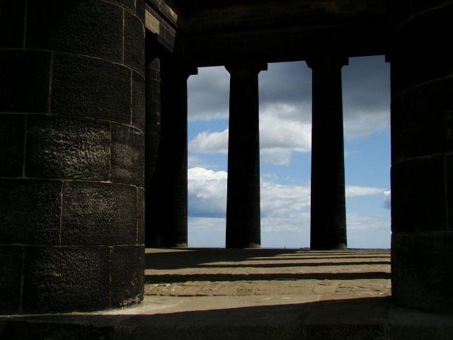 Zdjęcia: Sunderland, North Yorkshire, studium monumentu, ANGLIA