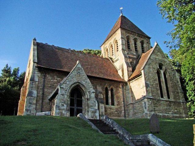 Zdjęcia: Wentbridge, South Yorkshire, w zaciszu  ( kosciolek ), ANGLIA
