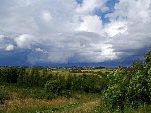 Zdjęcia: Wakefield, okolice Wakefield, oj na cos sie zanosi !!, ANGLIA