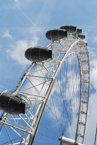 Zdjęcia: LONDYN, LONDON EYE - zawrót głowy, ANGLIA
