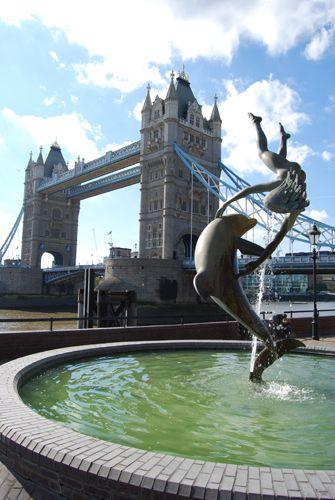 Zdjęcia: LONDYN, LONDON BRIDGE inaczej..., ANGLIA