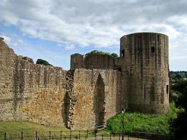 Zdj�cia: Bernard Castle, North Yorkshire, Bernard Castle, ANGLIA