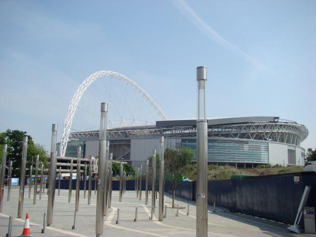 Zdjęcia: Wembley, Londyn, Stadion, ANGLIA