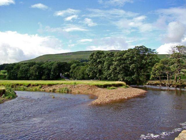 Zdjęcia: Hawes, Yorkshire  Dales, okolice Hawes, ANGLIA