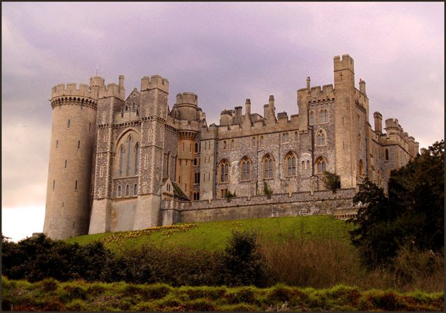 Zdjęcia: Arundel Castle, ANGLIA
