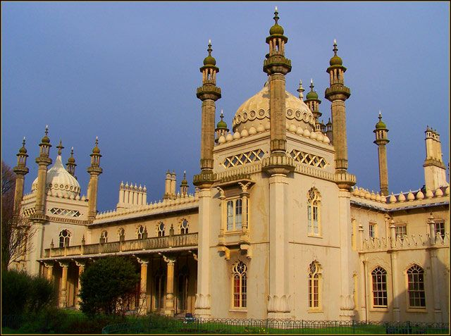 Zdjęcia: Brighton, to nie Maroko, The Royal Pavilion, ANGLIA