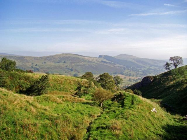 Zdjęcia: Peak District, Derbyshire, Baxton, ANGLIA