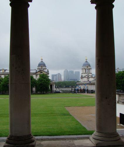 Zdjęcia:  Grennwich , Londyn, Pochmurno, ANGLIA
