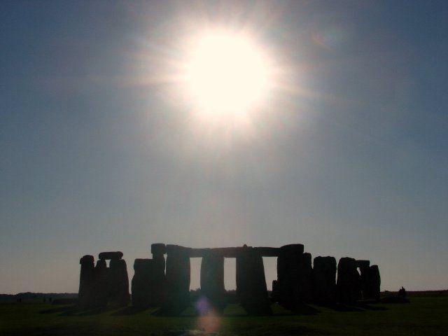 Zdjęcia: Wiltshire, South West, Słoneczne Stonehenge, ANGLIA