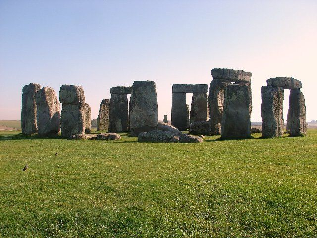 Zdjęcia: Wiltshire, South West, Stonehenge, ANGLIA