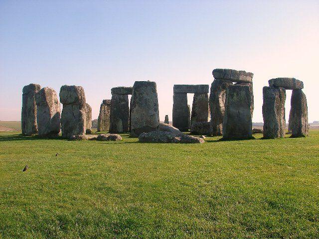 Zdjęcia: Wiltshire, South West, Stonehenge, ANGLIA