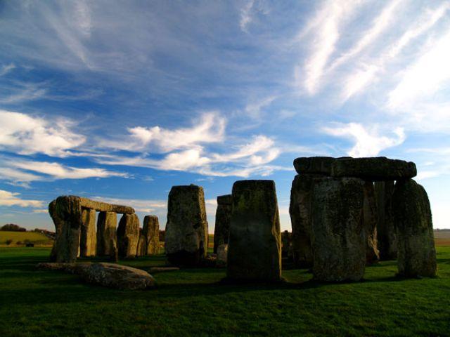 Zdjęcia: Stonehenge 1, ANGLIA