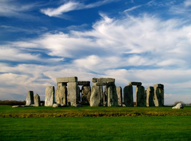 Zdjęcia: Stonehenge 3, ANGLIA