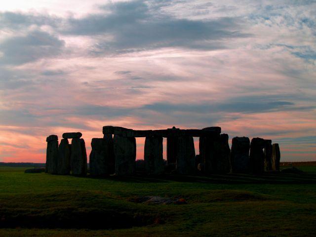 Zdjęcia: Stonehenge 4, ANGLIA