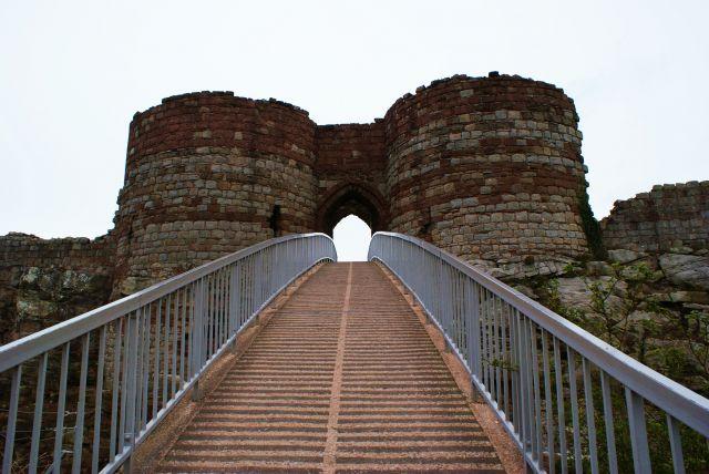 Zdjęcia: Beeston castle, Cheshire, Beeston castle, ANGLIA