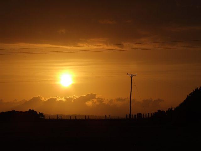 Zdjęcia: Bosigron, Cronwall, powrót - zachód, ANGLIA