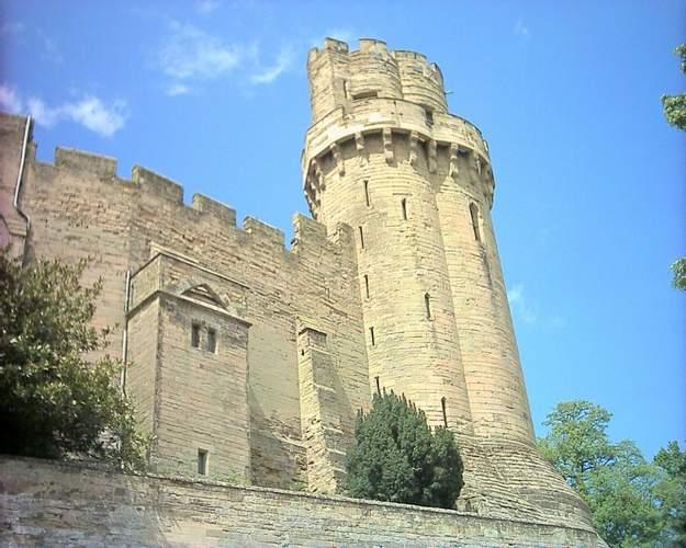 Zdjęcia: Zamek w Warwick, Warwick, Zamek w Warwick 1, ANGLIA