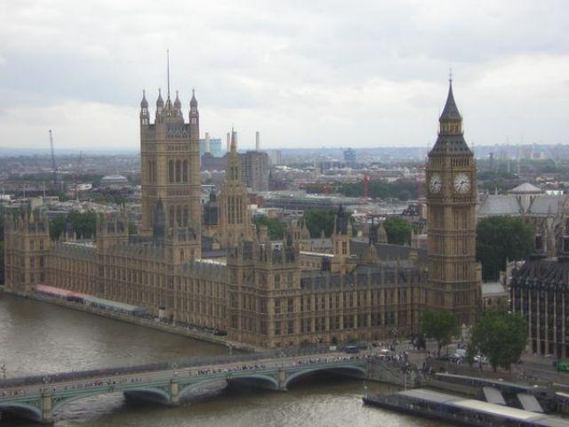 Zdjęcia: Londyn, Londyn, z widokiem na Londyn..., ANGLIA