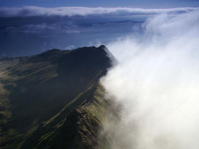 Zdjęcia: Lake District, Cumbria, pogoda zmienna jest, ANGLIA