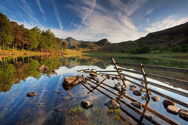 Zdjęcia: Blea Tarn, Lake District, Blea Tarn, ANGLIA