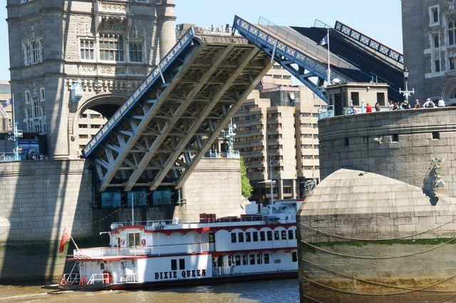 Zdjęcia: Londyn, Tower bridge., ANGLIA