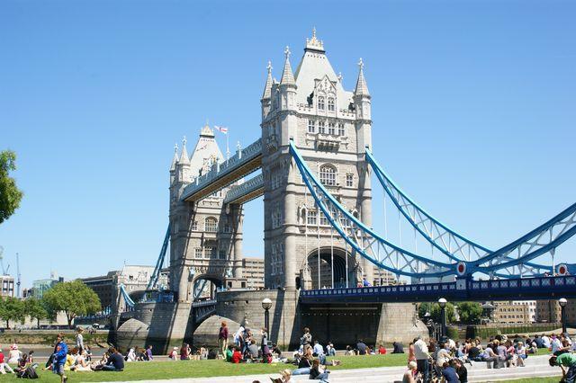 Zdjęcia: Londyn, Tower bridge, ANGLIA