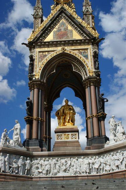 Zdjęcia: Londyn, Albert Memorial, ANGLIA