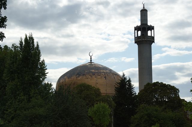 Zdjęcia: Londyn, Meczet, ANGLIA