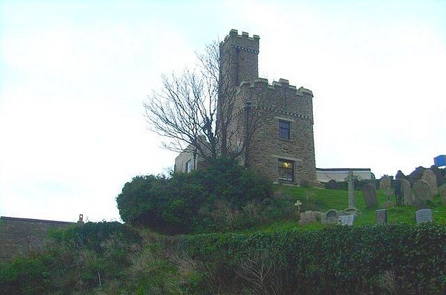 Zdjęcia: Kornwalia, Kornwalia, Kościół I, ANGLIA
