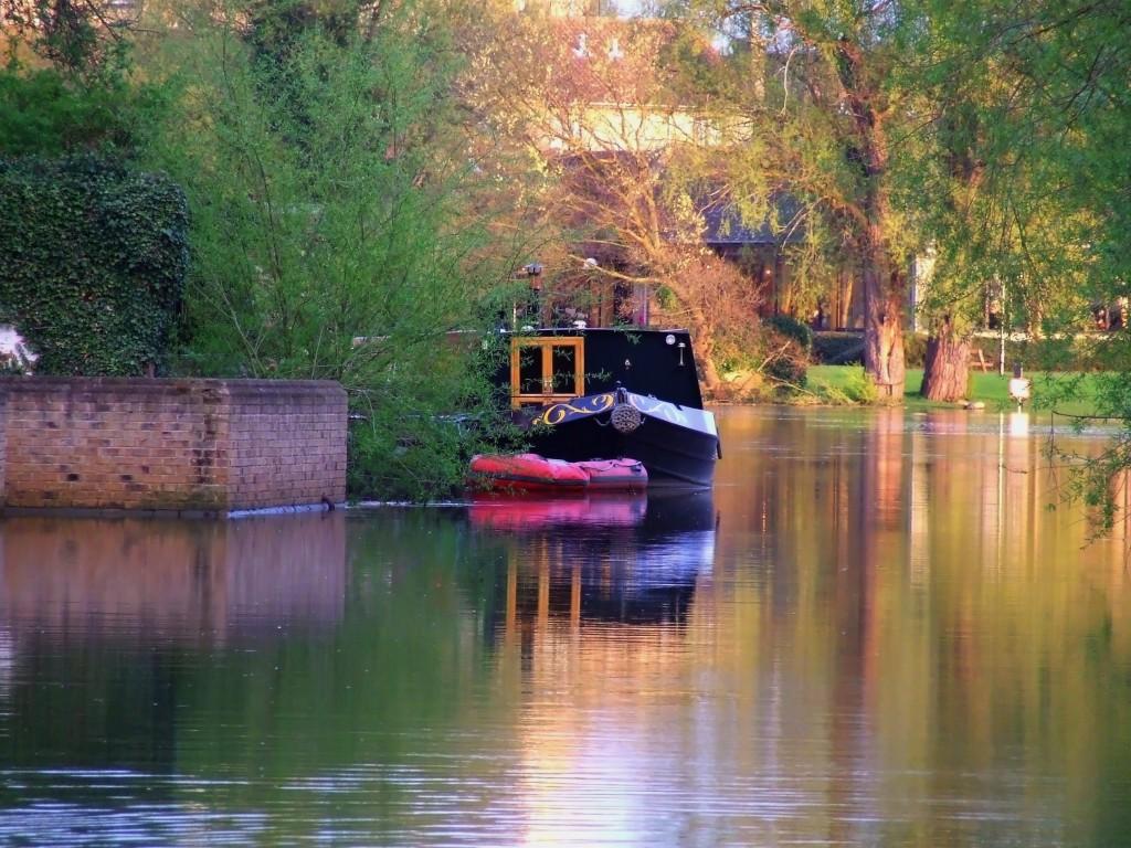 Zdjęcia: St. Ives, Cambridgeshire, River Great Ouse, ANGLIA