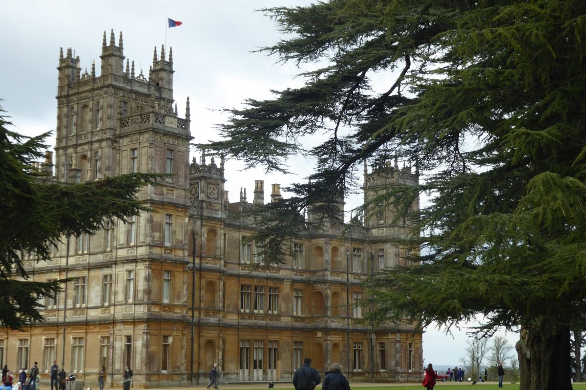 Zdjęcia: Highclere Castle,  North Wesse, Downton Abbey , ANGLIA