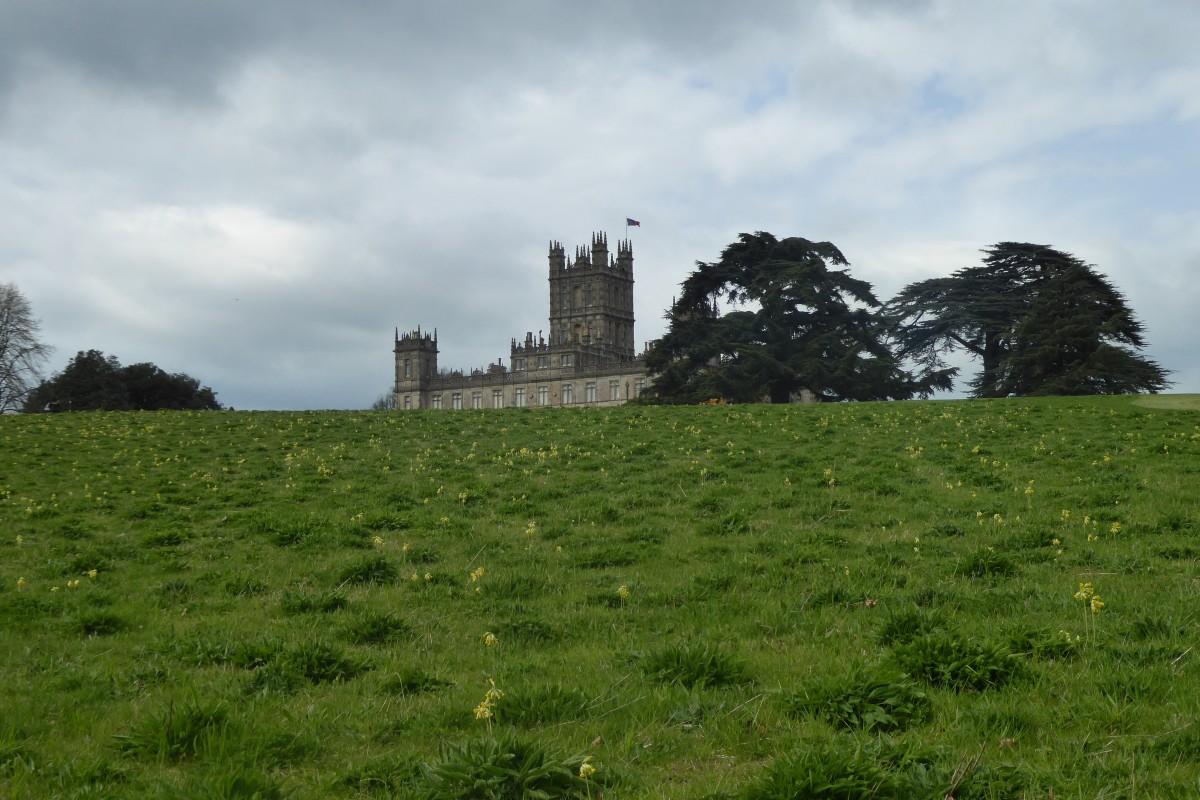 Zdjęcia: Highclere Castle,  North Wessex, Downton Abbey II, ANGLIA