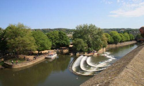 Zdjecie ANGLIA / - / Bath ,Chelthenham / krajobraz