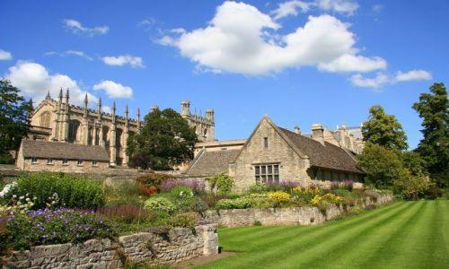 Zdjecie ANGLIA / - / Oxford / Domek z ogrodem.