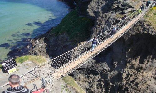 Zdjęcie ANGLIA / Irlandia Pn. / Hrabstwo Antrim / Most :)