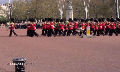 Zdjecie ANGLIA / Londyn / LONDYN / Magia Królestwa