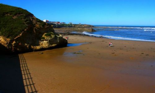 Zdjecie ANGLIA / North Tyneside / Cullercoats / Cullercoats