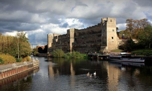 Zdjęcie ANGLIA / East Midlands / Newark-on-Trent / Newark Castle